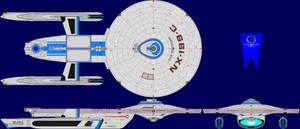USS Benenolent Multi-View