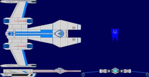 USS Valkyrie Multi-View