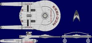 USS Miranda AU Multi-View