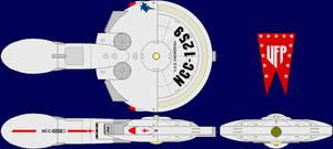 USS Swordfish Multi-View by captshade