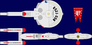 USS Swordfish Mk 2 Multi-View by captshade