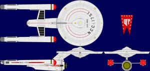 USS Kirov Multi-View