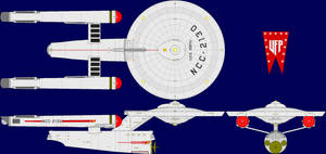 USS Soryu Multi-View