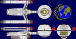 USS Daedalus Ent Multi-View