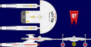 USS Whirlwind Multi-View