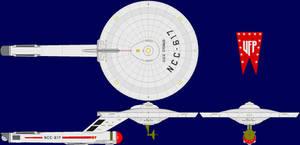 USS Cygnus Multi-View