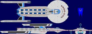 USS MacArthur Refit Multi-View