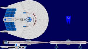 USS Kaiser Multi-View