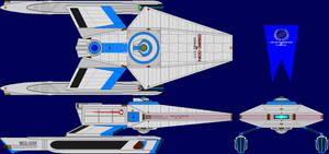 USS Renner Multi-View