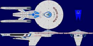 USS Menahga Multi-View