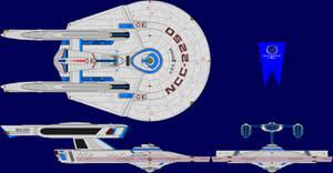 USS Mahan Multi-View