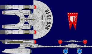 USS Geronimo Multi-View