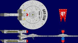 USS Andropov Multi-View