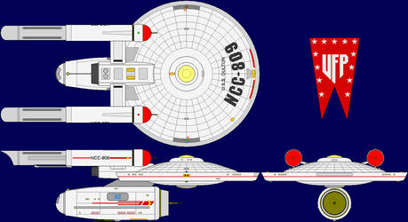 USS Oulton Multi-View by captshade