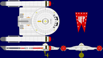 USS Hale Multi-View by captshade