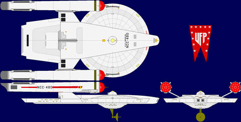 USS Marklin Multi-View by captshade