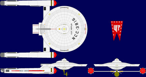 USS Keppler Multi-View by captshade