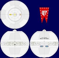 USS Fenlon Multi-View by captshade
