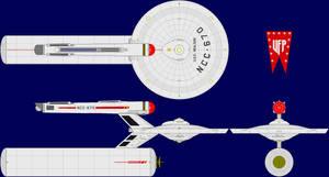 USS Nealson Multi-View