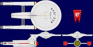 USS Atlantis Multi-View