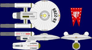 USS Independence Multi-View