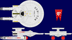 USS Forrest Multi-View