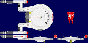 USS Sheridan Multi-View