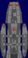 'Galactica' Class Battlestar