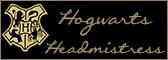 AdministratorHogwarts Headmistress
