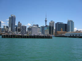 Auckland by kehyeen
