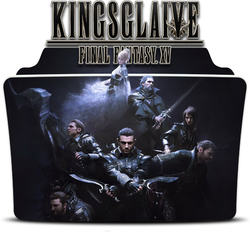 Kingsglaive Final Fantasy Xv 2016 By Drdarkdoom On Deviantart