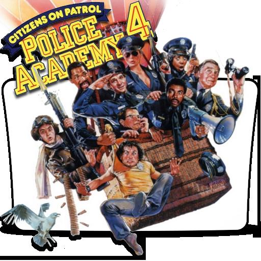 Police Academy 4: Citizens on Patrol Police Academy 4 Citizens on Patrol 1987 by DrDarkDoom on DeviantArt