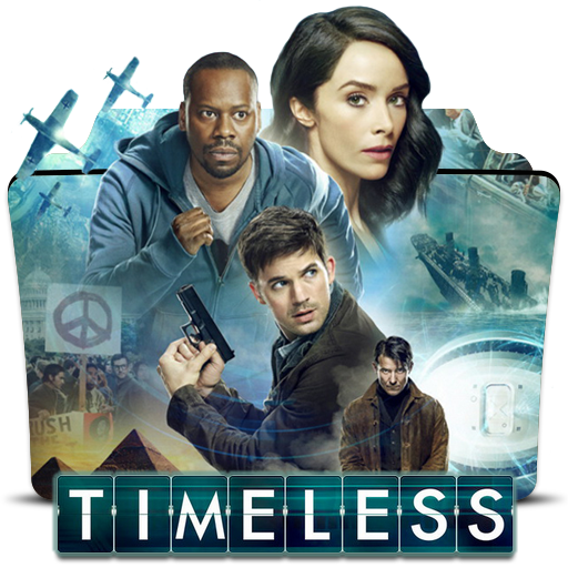 New 2016 2017 Tv Shows Timeless Nbc Tv Series 2016 By