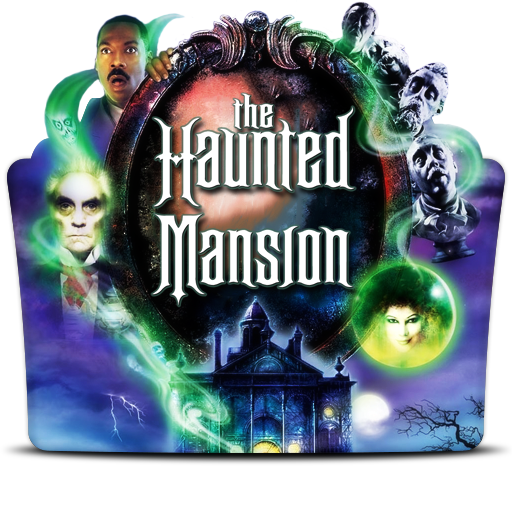 The Haunted Mansion 2003 By Drdarkdoom On Deviantart