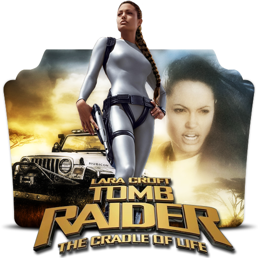 Lara Croft Tomb Raider The Cradle Of Life 2003 By Drdarkdoom On Deviantart