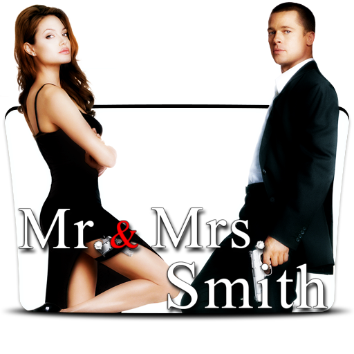 Mr And Mrs Smith 2005 By Drdarkdoom On Deviantart