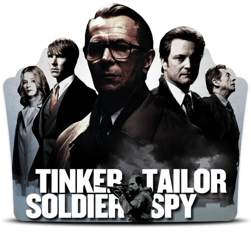 Tinker Tailor Soldier Spy (2011) v1 by DrDarkDoom on DeviantArt