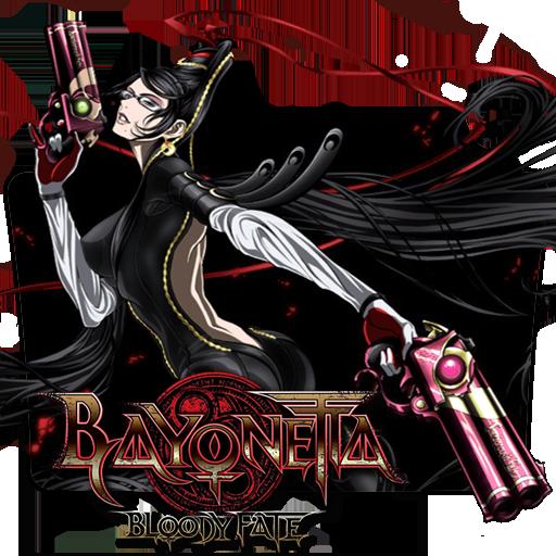 Bayonetta Bloody Fate 2013 By Drdarkdoom On Deviantart
