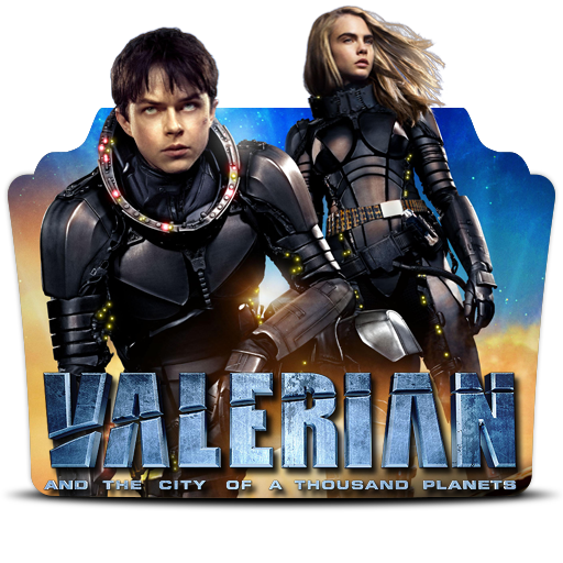 Valerian And The City Of A Thousand Planets 2017 By Drdarkdoom On Deviantart