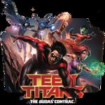Teen Titans The Judas Contract (2017) v2