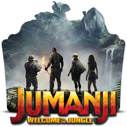 Jumanji Welcome To The Jungle 2017 By Drdarkdoom On Deviantart