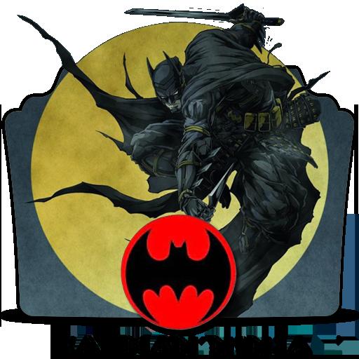 """Képtalálat a következőre: """"Batman Ninja ico"""""""