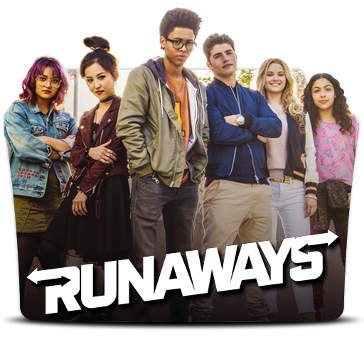 Marvel's Runaways Hulu TV Series (2017) V2 By DrDarkDoom
