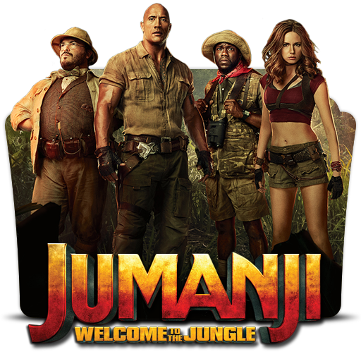Jumanji Welcome To The Jungle 2017 V2 By Drdarkdoom On Deviantart