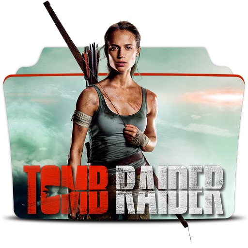 Tomb Raider 2018 Folder icon by hassanalmokadem on DeviantArt