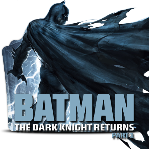 Dark Knight Returns Part 2 Poster