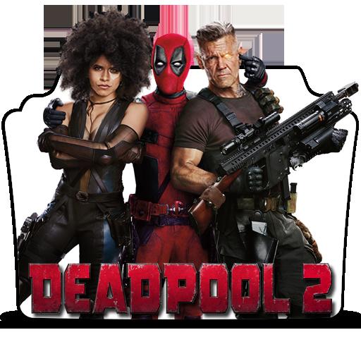 Deadpool 2 2018 V2 By Drdarkdoom On Deviantart