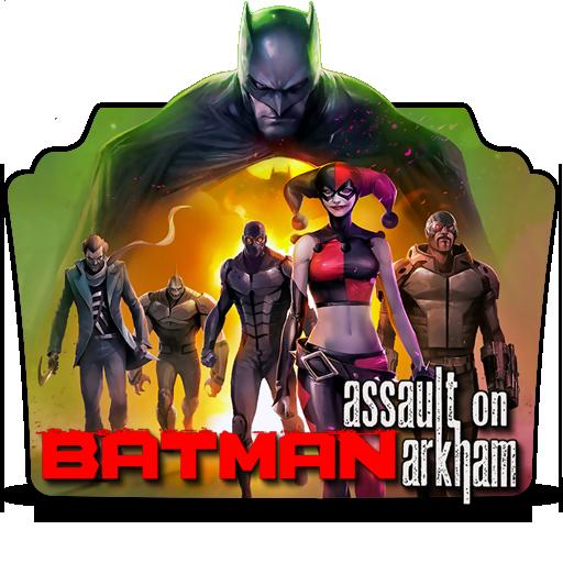 Batman Assault On Arkham 2014 V1 By Drdarkdoom On Deviantart