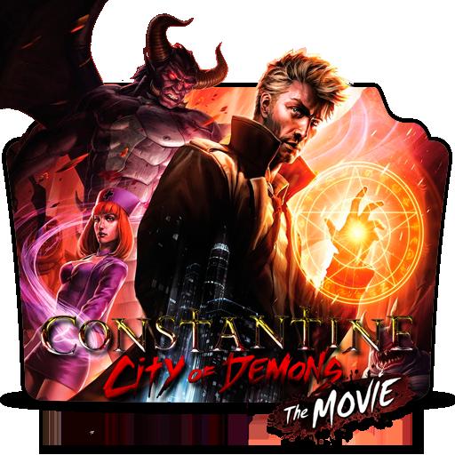 "Képtalálat a következőre: ""Constantine City of Demons: The Movie ico"""