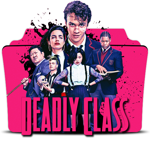 Deadly Class Syfy TV Series (2018) v2 by DrDarkDoom on